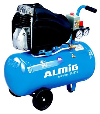 Piston Compressors by ALMiG